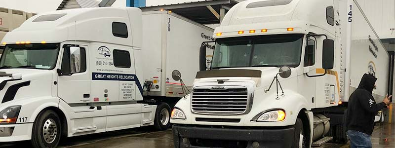 commercial moving company in texas
