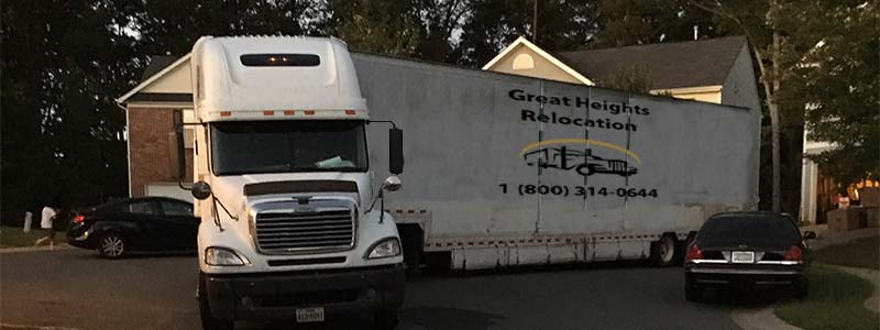 residential & commercial cross country move