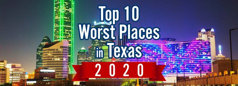 10 worst places to move in texas