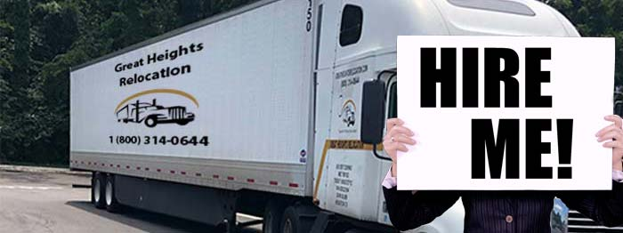 hire moving truck per day